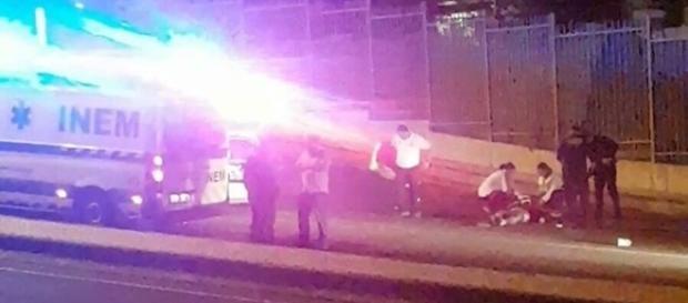 Marco Ficini foi atropelado perto do Estádio do Benfica