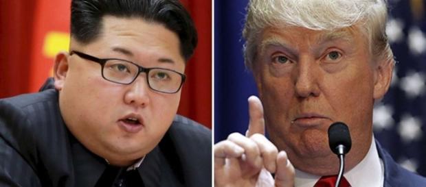 O líder Kim Jong-un teria sido vítima de uma conspiração por parte CIA e da Coreia do Sul