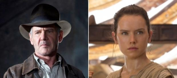Star Wars: Episode 9 gets a date, Indiana Jones 5 gets pushed back - ew.com