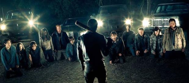 Who did Negan kill in The Walking Dead season 7 – Clues from the ... - metro.co.uk
