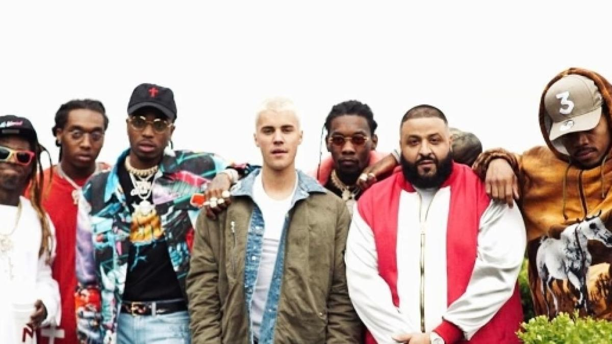 DJ Khaled releases 'I'm the One' video, MP3 with Justin