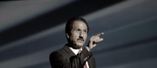 Alfonso Esparza Ortiz rector de la UAP