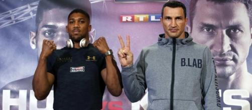Boxe, a Wembley si elegge il migliore: Joshua-Klitschko, pugni e ... - repubblica.it