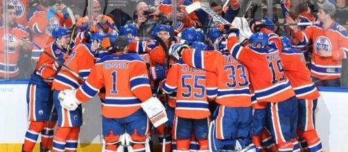 Edmonton Oilers are betting favorites (Image credit: nhl.com)