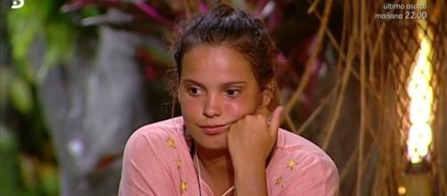 Gloria Camila no pudo aguantar las lágrimas durante la gala 2 de Supervivientes