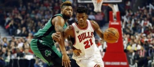 Jimmy Butler Staying Put After Celtics Pursuit, per ESPN - pippenainteasy.com