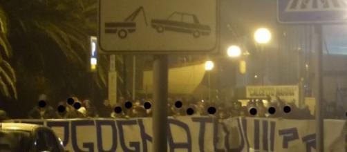 La protesta dei tifosi del Pescara: ''Vergognatevi'' - forzapescara.com