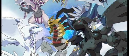 Legendary Pokemon Background - WallpaperSafari - wallpapersafari.com