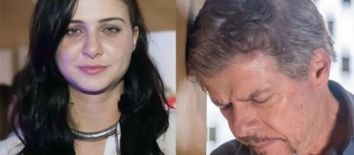 O ator foi acusado pela moça de assédio