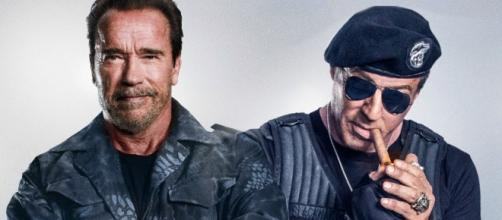 Schwarzenegger Won't Do Expendables 4 Without Stallone - movieweb.com