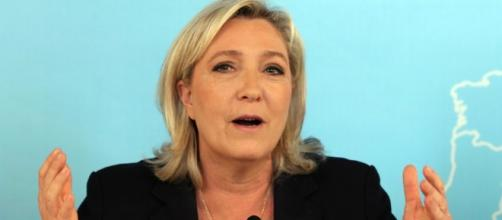 Who is Marine Le Pen? French former National Front leader and ... - thesun.co.uk