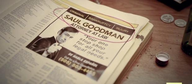 A screencap of 'Better Call Saul' trailer. -BagoGames/Flickr