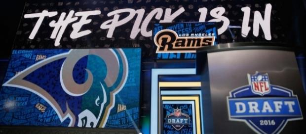 Here is the list of presenters for every Rams pick at the 2017 NFL ... - usatoday.com