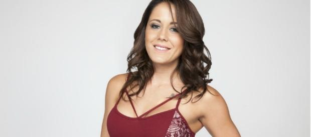 Jenelle Evans photo via BN library