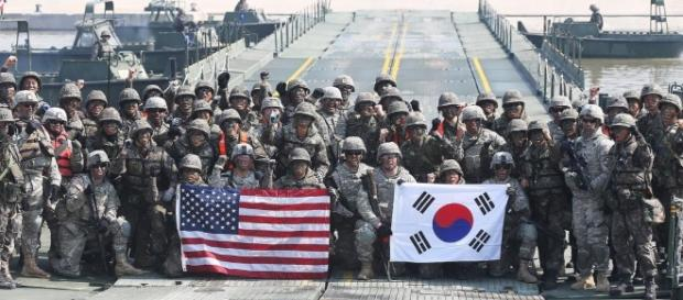 North Korea to US: Stop Your South Korean War Games and We'll Stop ... - vice