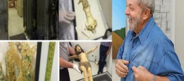 Tesouro de Lula nas mãos de Sérgio Moro