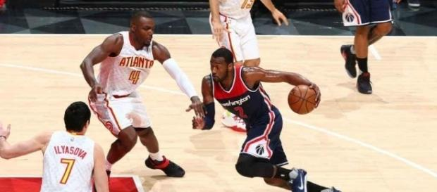 Washington Wizards ride John Wall, Bradley Beal wave past Atlanta ... - nba.com