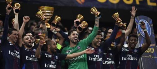 7e coupe de la ligue pour le PSG