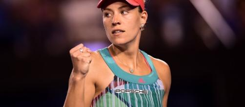 Birthday girl Kerber dances past German competition - Iforsports - iforsports.com