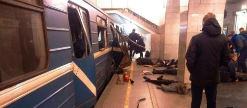 Bomba in metropolitana a San Pietroburgo: vittime salite a 14 - avvenire.it