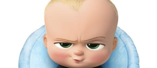 'Boss Baby' tops box office opening weekend / official promo image / BN Photo Library