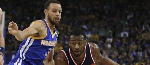 Curry shines against Wizards, Warriors win 11th straight | WJLA - wjla.com