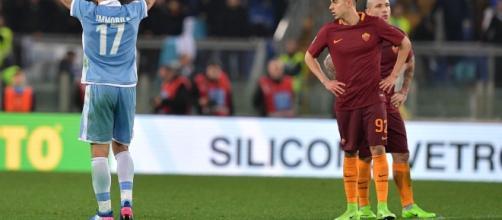 Derby Coppa Italia, Lazio-Roma: le emozioni del match - Corriere ... - corrieredellosport.it