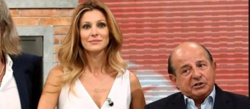 """Giancarlo Magalli e Adriana Volpe a """"I Fatti Vostri"""""""