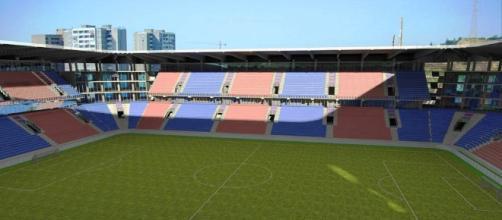 Il Crotone lavora per la realizzazione di un nuovo stadio.