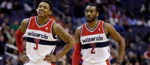 John Wall and Bradley Beal of the Washington Wizards are Rooting ... - thebiglead.com