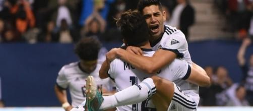 Laba's brace edges Whitecaps over Galaxy for first season victory ... - sbisoccer.com