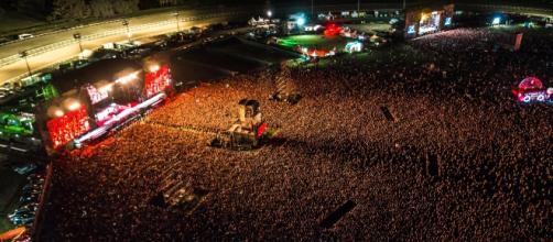 Las entradas para el primer día del festival se agotaron (Fuente: INFOBAE)