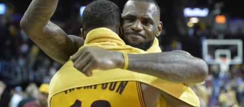 LeBron James Begins Campaign For New Tristan Thompson Contract - factoryofsadness.co
