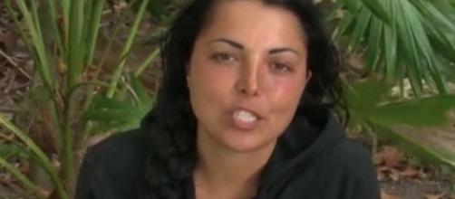 Nancy Coppola in difesa di Raz Degan