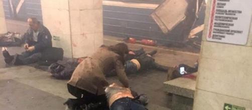 on Russian subway kills 10, injures 50; 2nd bomb found - tribtown.com
