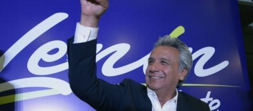 Présidentielle en Équateur : le candidat socialiste Lenin Moreno ... - france24.com