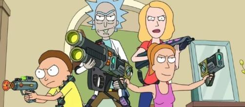 Rick and Morty season 3 premiered last night and it's not a joke ... - thenerdrecites.com