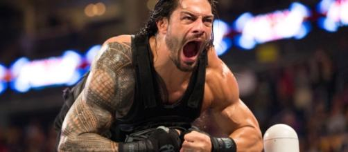 Roman Reigns was victorious in his big match at 'WrestleMania.' What's next? [Image via Blasting News image library/inquisitr.com]