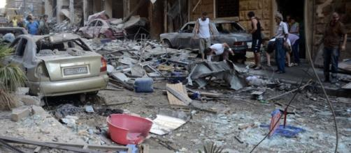 Siria, ennesima strage, con le armi chimiche.