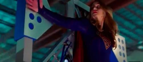Supergirl episode 18,season 6 screenshot via Andre Braddox