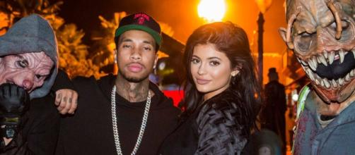 Traveling Twosome from Kylie Jenner & Tyga's Cutest Pics - eonline.com