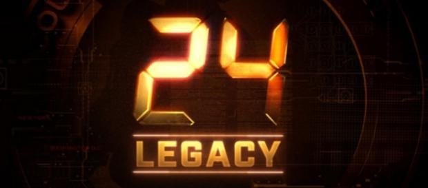24 legacy tv show logo image via Flickr.com