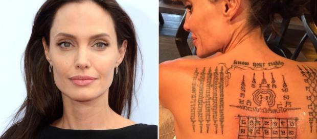Angelina Jolie Illuminati Initiirungsritual