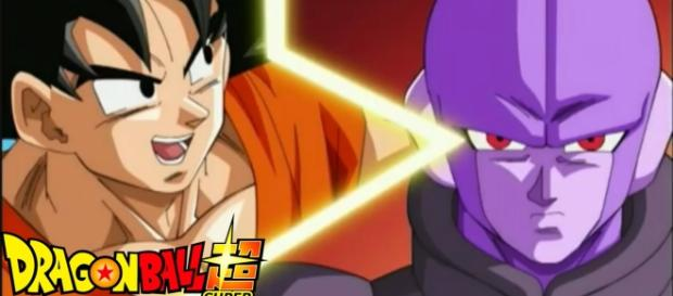 """""""Dragon Ball Super"""": Hit is Goku's New Ultimate Rival (Laughing Stock Media/YouTube)"""