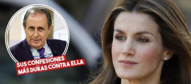 Jaime Peñafiel no esconde que Letizia Ortiz no es la Reina que quisiera para España