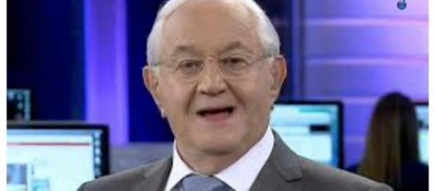 Jornalista Boris Casoy revela motivo que o afastou da Record