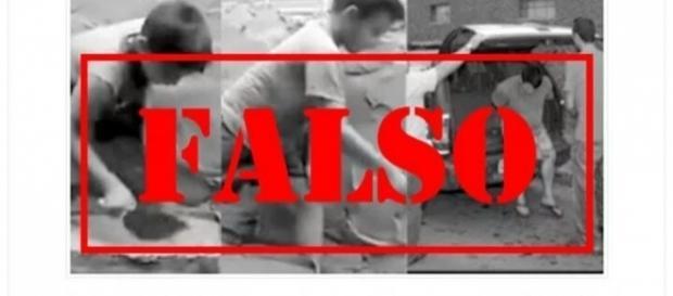 Notícia falsa sobre prisão do pedreiro Francisco