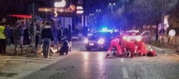 Torino, moto uccide pedone: morti centauro e passeggera