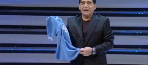 Amici 2017, Diego Armando Maradona ospite speciale