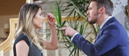 Beautiful: Steffy e Liam in crisi?
